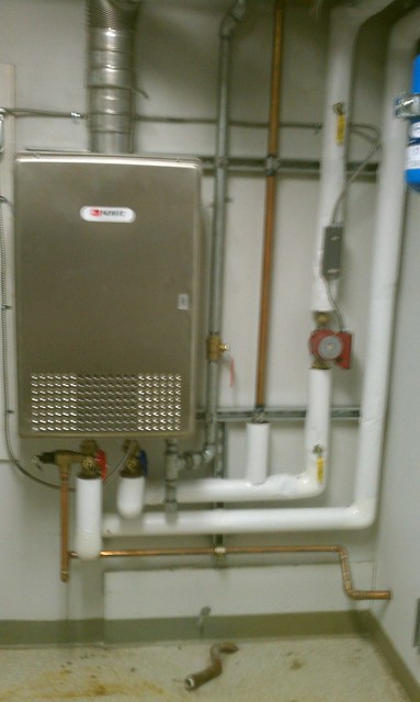 Noritz Commercial Tankless Water Heater Nc380 Sv Asme