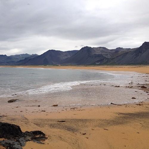 #tripiniceland #iceland #islandia #playa #beach