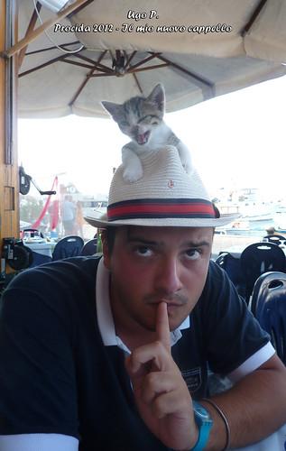 Il mio nuovo cappello
