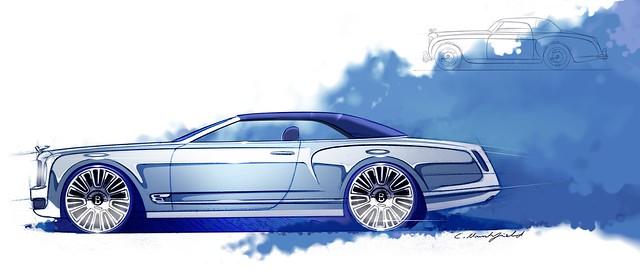 Bentley_Mulsanne Convertible Concept_Image 3