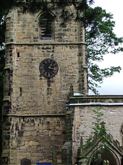 Castleton Church Clock