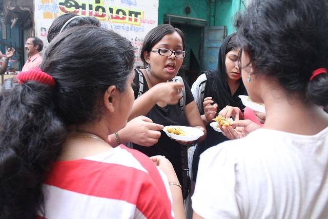 Mint Food trail Ajab Mithai ghar