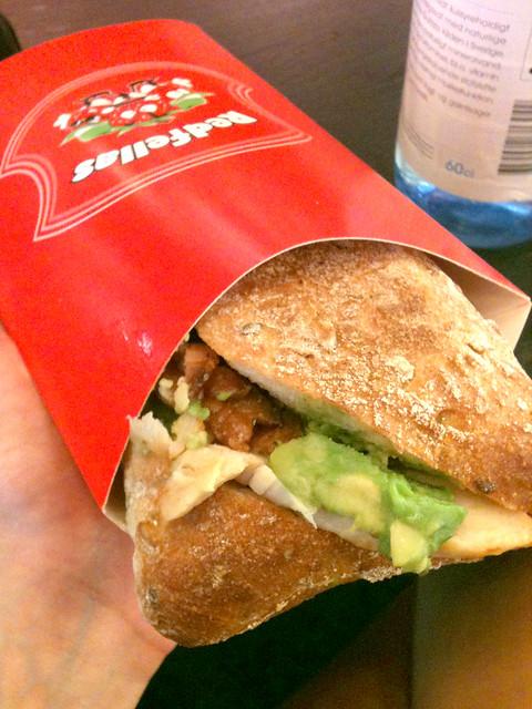 ABC三明治