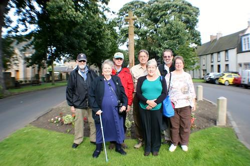 Ancestry Tour at Ormiston, Scotland
