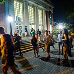 12-040 -- The Hansen Student Center was a busy place during the Titan Carnival.