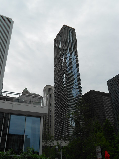 Photo:Aqua Tower - Exterior 6 By Chicago Architecture Today