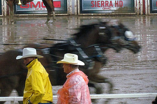 It Went By In A Blur - Calgary Stampede 2012