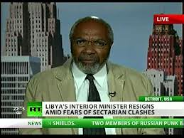 Abayomi Azikiwe, editor of the Pan-African News Wire, featured on RT satellite television discussing the political and security situation in the post-Gaddafi North African state of Libya. Azikiwe is a frequent analyst for varioius media outlets worldwide. by Pan-African News Wire File Photos