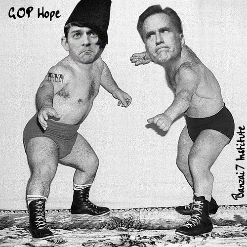 GOP TAG TEAM by Colonel Flick