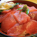 Tuna Sashimi and Rice (Don) - Kanazawa, Japan