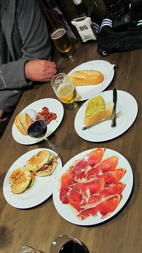 Camino de Santiago and Foods of Northern Spain