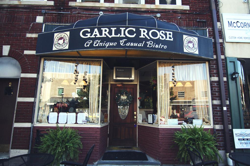 garlic rose bistro