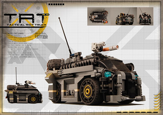 TRT - Tactical Riot Truck 2026