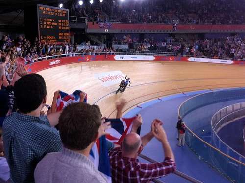 New world record in the velodrome