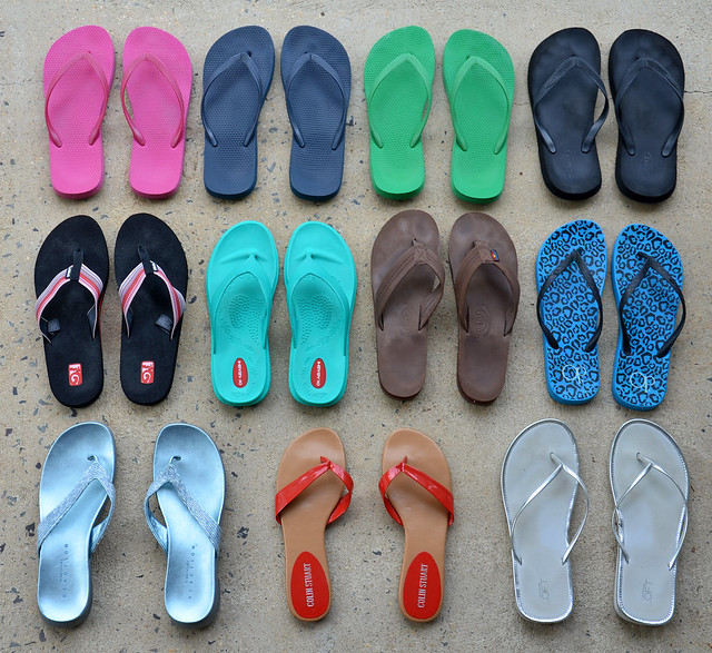 collections | flip-flops