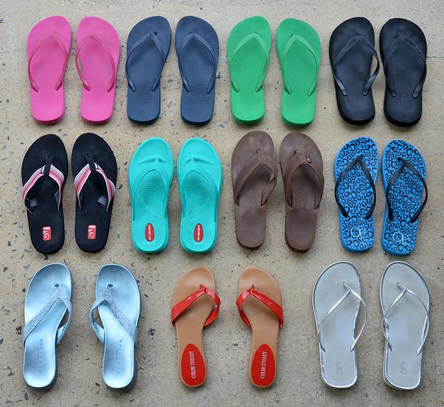 collections | flip-flops
