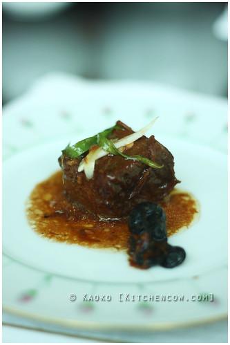The Rose Veranda - Beef stew