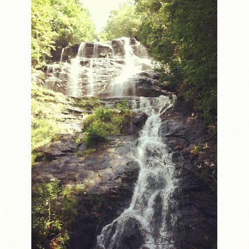 Amicalola Falls #hickscabintrip12