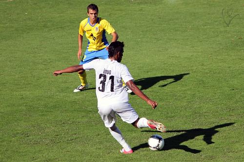 Equipa B: Vitória 1-1 Arouca (Paulo Oliveira)