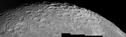 Southern Highlands Moon Mosaic - 030912 by Mick Hyde