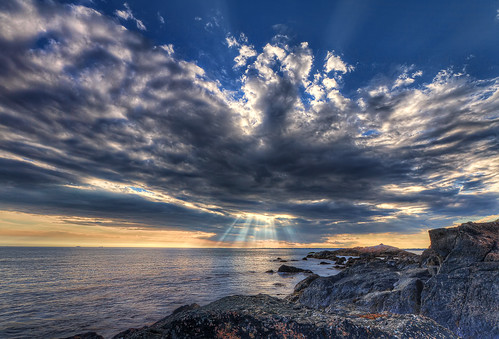 Rays of God by mike_dooley