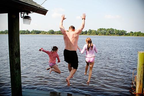Trio jump