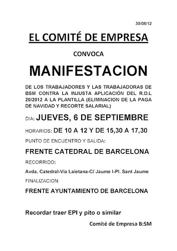 comite empresa convoca manifestacion 6_9_12 (1)