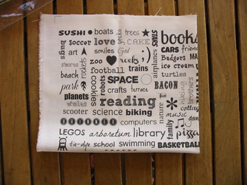 Spoonflower FQ-words we like