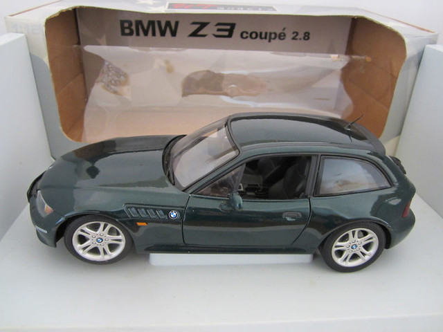 eBay Find: UT Models Boston Green 1/18 Scale Z3 Coupe