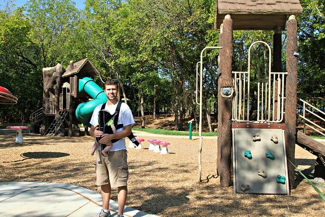 Martin Park Nature Center Playground