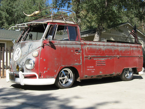 baddest vw bus in the history of the world