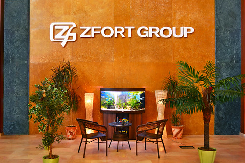 Zfort Group New Office