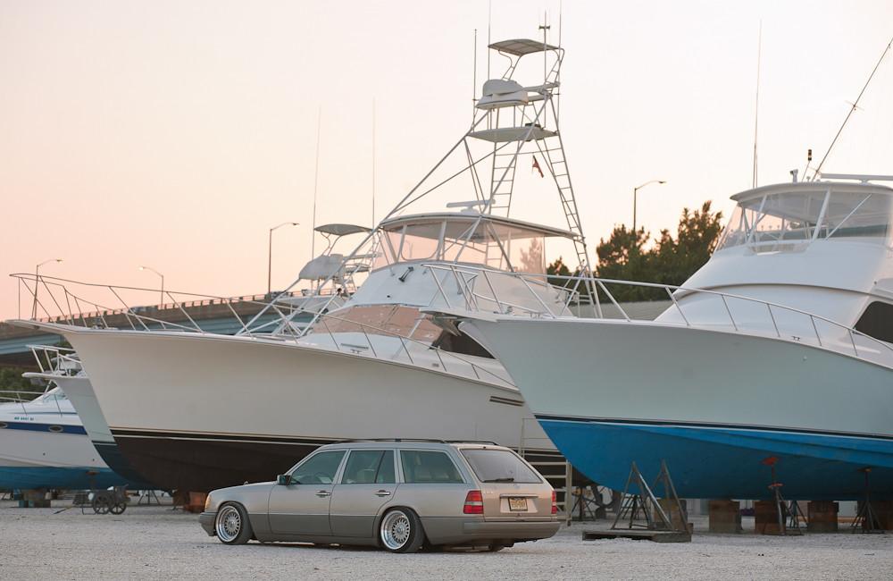 Mercedes W124 Estate