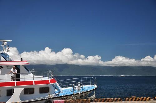 龜山島-北岸碼頭