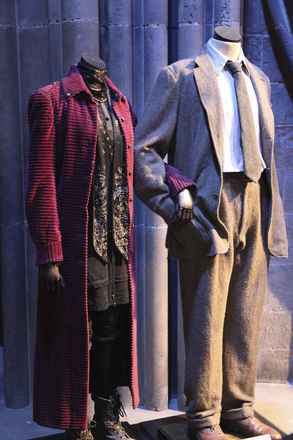 when did remus and tonks start dating