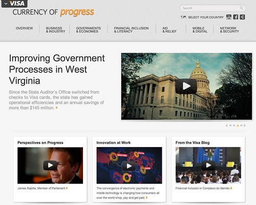 Currency of Progress Canada Homepage