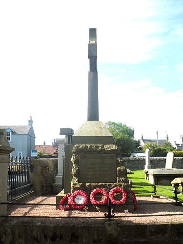 Pittenweem War Memorial 1