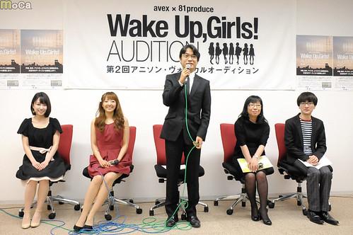 120911(2) - 動畫監督「山本寬」大展佛心,繼《blossom》將推出振興『日本311大地震』之新感覺偶像動畫《Wake Up,Girls!》,7位女主角聲優全是新人! (1/5)