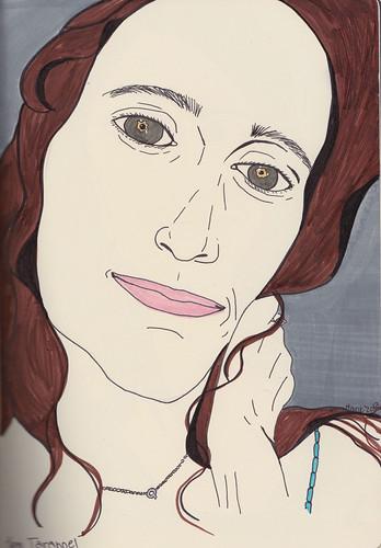 Jen Taranoel by Hank V