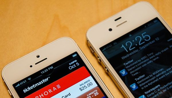 iPhone 5 и iPhone 4S
