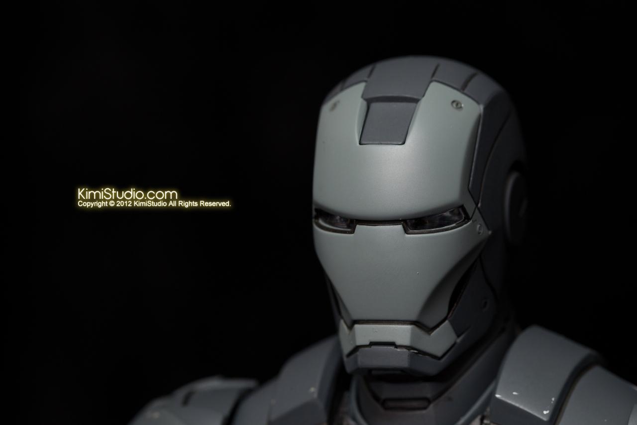 2012.09.13 MMS171 Hot Toys Iron Man Mark IV 異色版-027