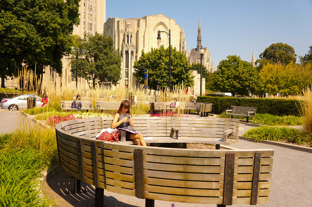 Schenley Plaza | Landscape Voice