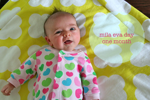 mila - 1 month