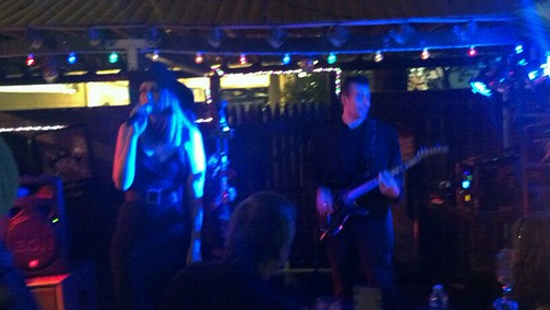 Blind Till Now rocking Piratz Tavern