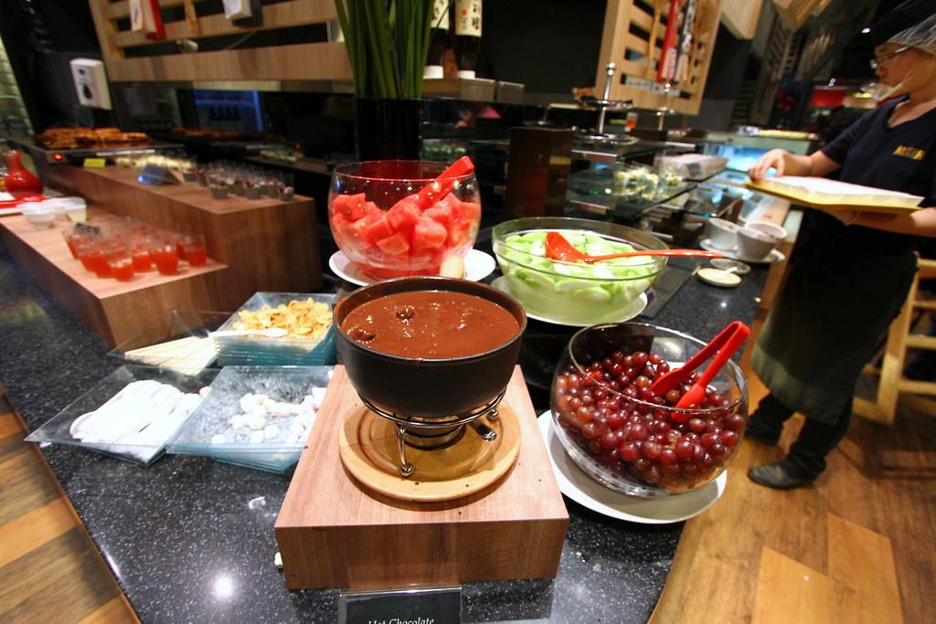 Kiseki日本自助餐餐厅:甜点选择