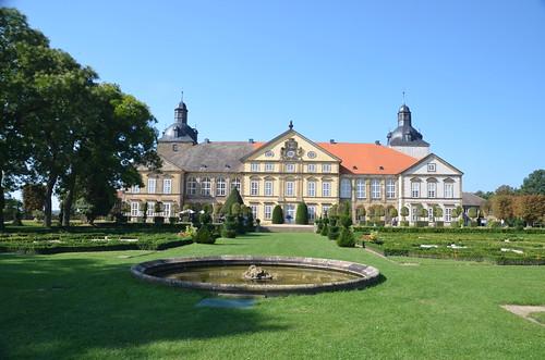 Barockgarten Hundisburg