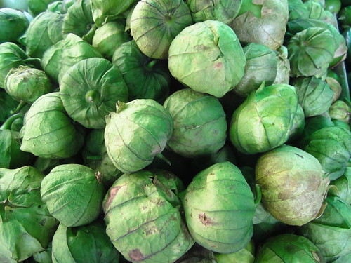 Mexique légumes