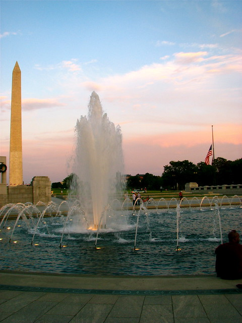 Fountain monuments