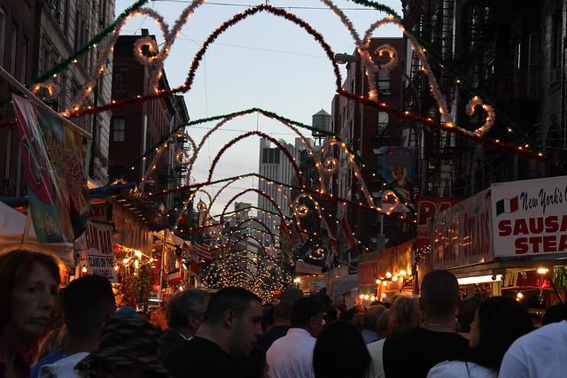 Feast of San Gennaro 2012