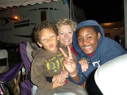 David, Sherita and Emi